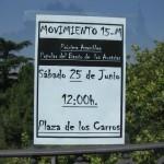 15-M en Espagne