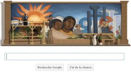 Diego Riviera Google