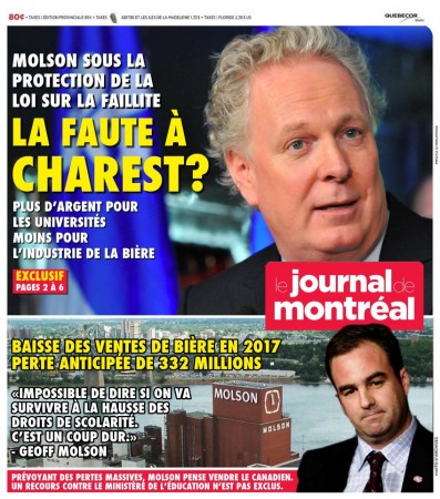 Gauffre Moulson - Journal de Mourial